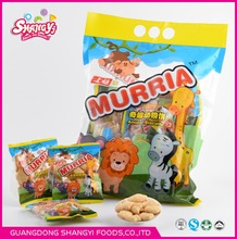 400g animal shaped biscuit