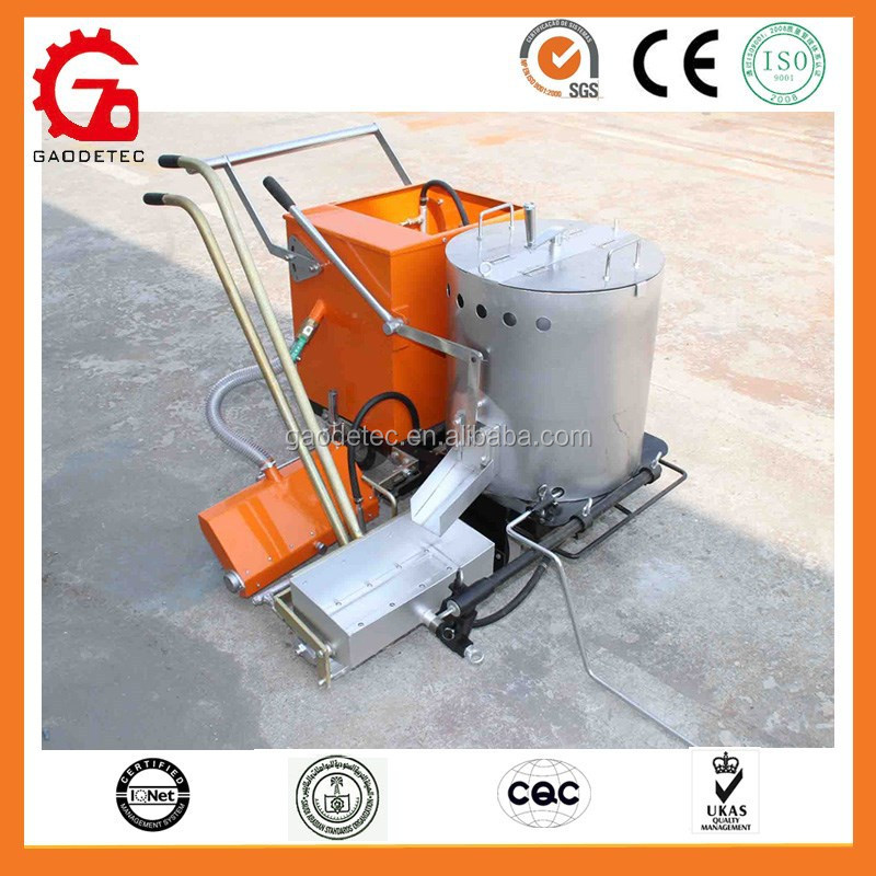 GD320 ISO CE hot-sales thermoplastic paint striping machines
