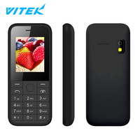 Best-selling products Dual sim card 3G feature phone, 1.77inch wholesale no brand shenzhen china mini cheap cell phone