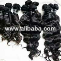 Wholesale Unprocessed 100% Virgin Human Hair Extension