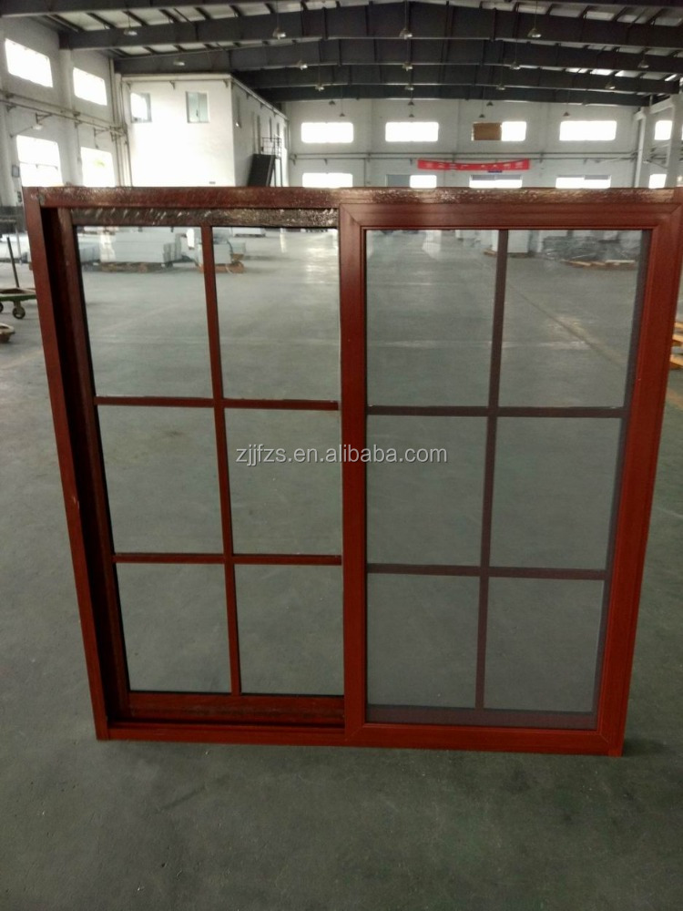 OEM aluminium glass window sliding