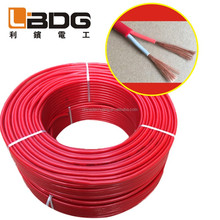 Flexible PVC Insulated 4 core cable wire Cable 4 core 10mm2 copper cable