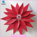 2015 Aesthetic paper flowers for wall (WFAM-51)