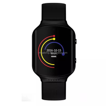 Z80 3G Smart Watch Phone with Sim Card Slot, Ultra Thin Bluetooth GPS Mobile Watch, Camera Heart Rate Monitor Pedometer