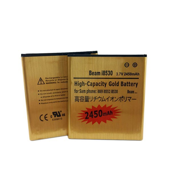 3.7V mobile phone battery EB585157LU for Galaxy Beam I8530 i8552/i8550/i8730/i8558