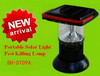 Newest arrival high effective competitive price solar mosquito repeller light