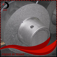 RP HP UHP Carbon Graphite Electrode with Nipples for Arc Furnace