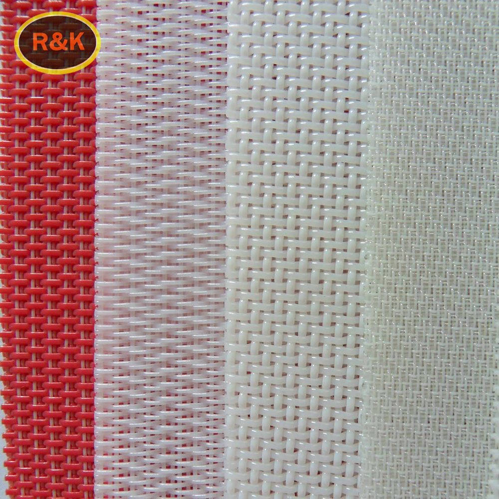 polyester paper machine woven fabric forming cloth