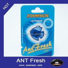 New product Great Smelling Cool Fish 3D Air Freshener In Car Smelly Scent