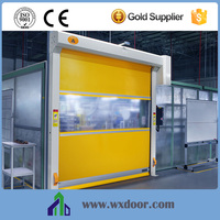 industrial roll up gate fast interior door