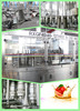 filling machine line/apple juice/fresh fruit juice machine