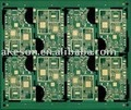 multilayer fr-4 pcb board with immersion gold
