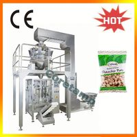 14 Heads Weigher Vertical Automatic Granule Packing Machine