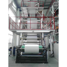 One - Five Layers PE blow Packing film blown machine extruder