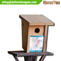 Cheap Bird Cages, Small Wood Craft Bird Houses For Sale