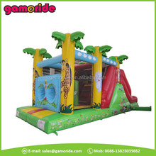 AT18053 Popular antique adult inflatable castles The inflation rate Palm tree