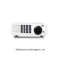 CRE X1800 LED 3LCD Hd Business And Home Theater Projector 1080P Portable Office Projector