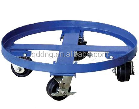 metal carrier with solid wheels Removable kickstand with solid wheels Tool kickstand for gas cylinder TC0104