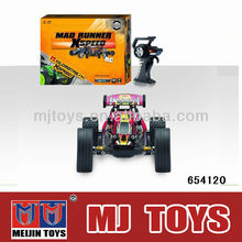 Hot 1/22 saclae 4wd 4 canales rc monster truck