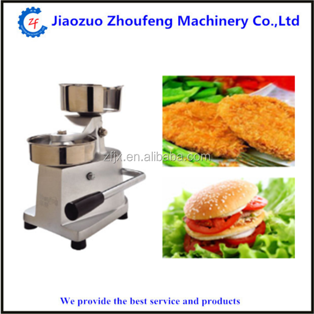 Tabletop Burger Press Machine Hamburger Patty Forming Machine(WhatsApp:008613782839261)