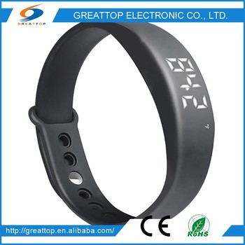 China Wholesale Market bluetooth wrist watch pedometer
