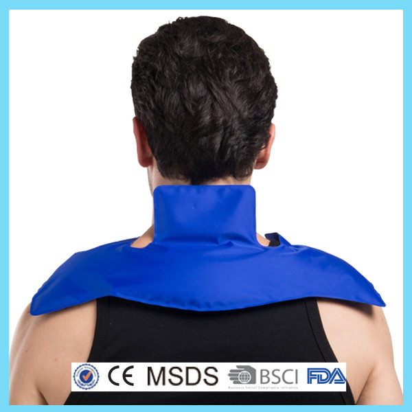 Nylon Gel Hot Cold Pack For Shoulder Therapy