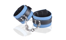 Special Soft PU Leather Handcuffs for Women Bondage Sex Toys Adjustable Flirting Ankle Cuffs for Man Bondage Wrist Cuffs Sex Toy