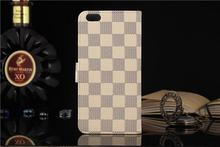 New arrival cell phone pu leather case for iphone 6 plus