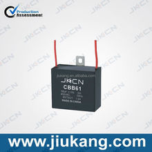 Wholesale CBB61 electric fan /ceiling fan capacitor wiring