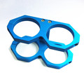 Blue Top Universal Oil Filter Pump Bracket Clamp for Car Part