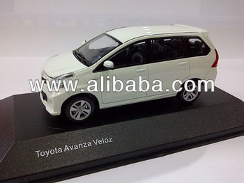 New Toyota Veloz Die-Cast Car Model