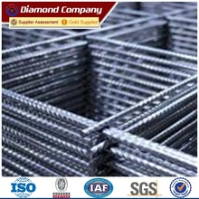 High strength Galvanized And PVC Coated Welded Wire Reinforcing Mesh