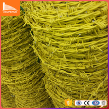 Tape Factory Galvanized Barbed Wire Price per Roll