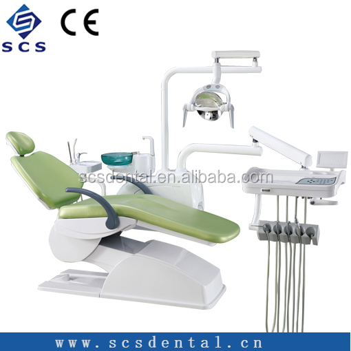 CPU core control /synchronized movement/ Dental Chair (SCS-3000)
