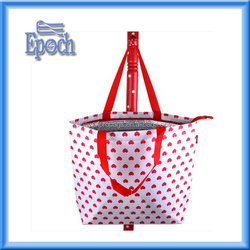 Nice design cheap tote cooler bag made in China