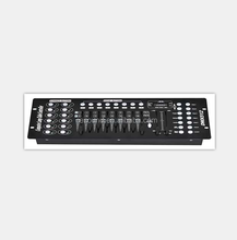 DMX 512 signal MIDI IN OUT 192 controller, 8 road /192 DMX channel output lighting 192 console