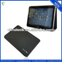 Official Business side Flip leather case for Samsung Galaxy Tab 2 10.1 P5100 P5110 cover