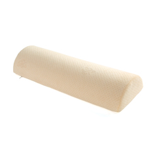 Half Cylinder Foam Leg Pillow Foot Rest Cushion Cylinder Foam Leg Support Pillow