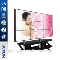 46 inch video wall china factory seamless led tv lcd video wall