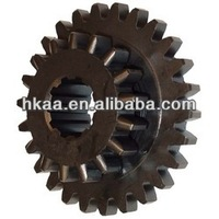 CNC customized high quality carbon steel double sliding door gear