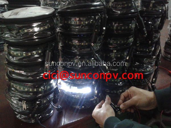 SMD5050 flexible led camping light