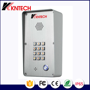 Door access control system Big button sip phone Video door phone