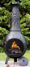 Outdoor Fireplace Chimineas