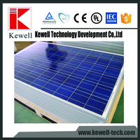 High quality and good price 250W poly solar panel with 3BB