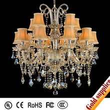 Good quality new style chandelier chrome crystal