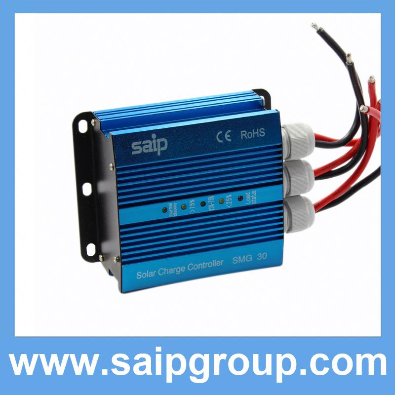 SMG series solar panels and solar controller