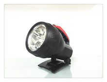 4D Battery 5 high bright LED Lantern with foot plate