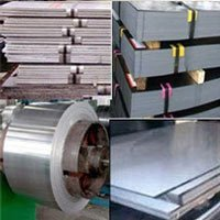 Stainless Steel Coil (Sheets)