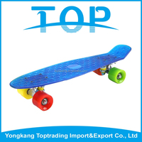 Chinese New Cheap plastic skate board cheap longboard for kids