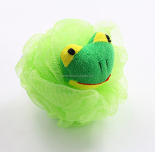 JML Cheap price baby cute animal bath sponge net soap bath sponge